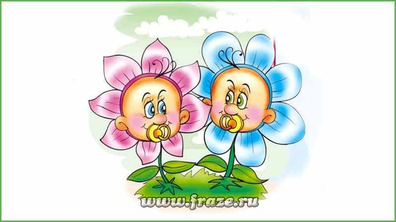 дети цветы жизни фото